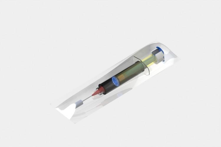 Syringe billede